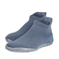 Sneaker Titaanblauw