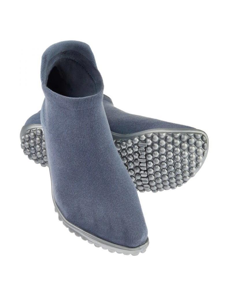 Leguano Sneaker Titaanblauw