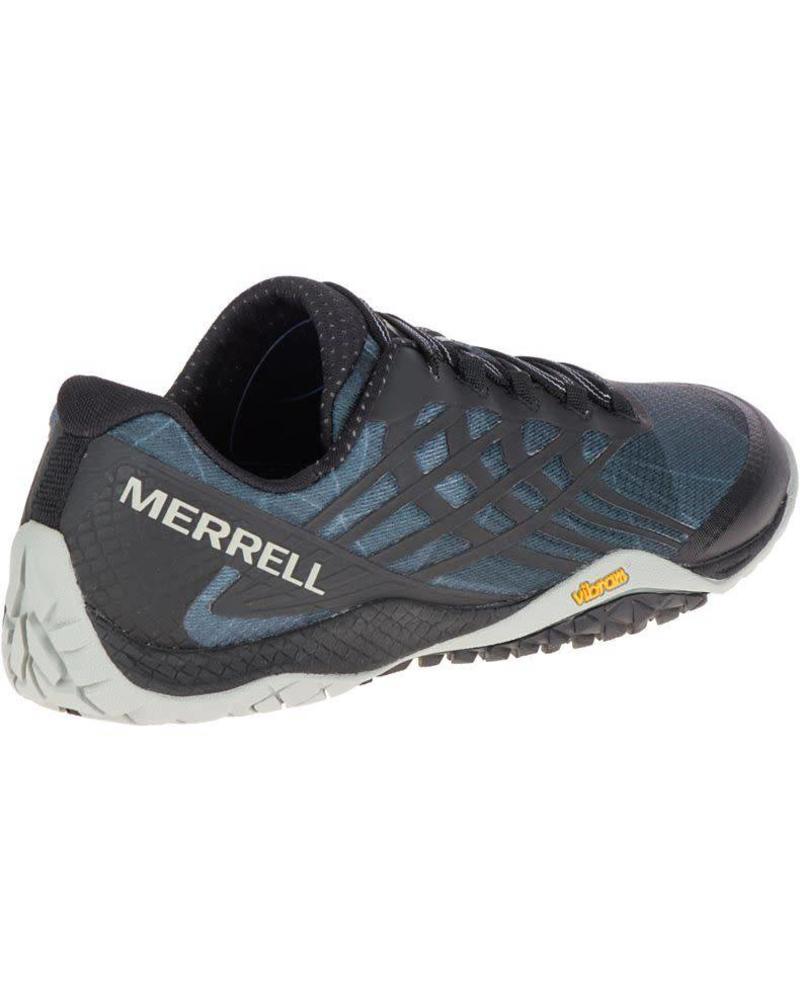 Merrell SALE: Trail Glove 4 Women Black MISMATCH 40.5 links, 40 rechts