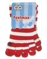 Feelmax Kids Rood/Wit gestreept
