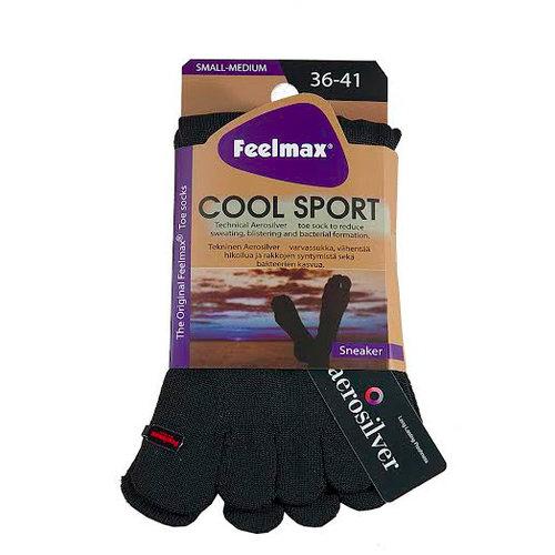 Feelmax Coolsport Sneaker Zwart