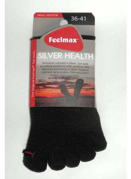 Feelmax Silver Health Zwart