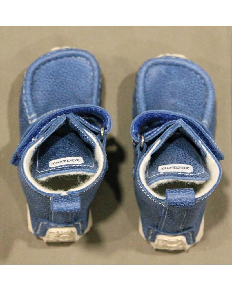 Zeazoo SALE: YETI Blauw met klittenband