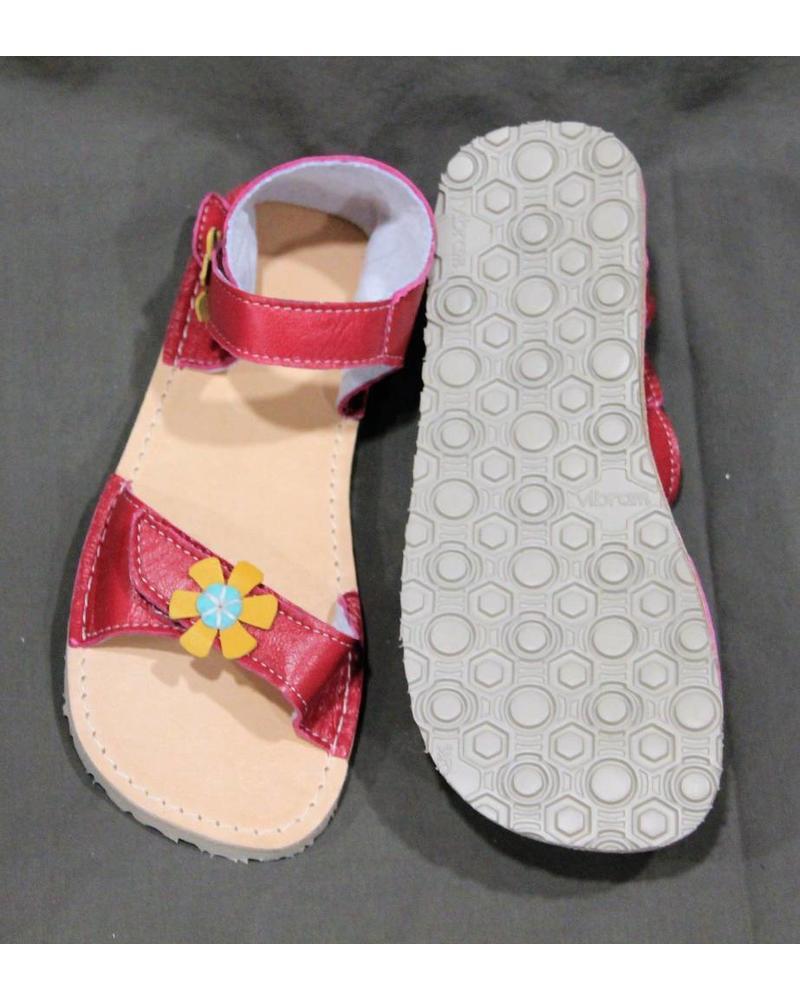 Zeazoo SALE: Sandaal Ariel Watermelon (roze met bloemetjes)