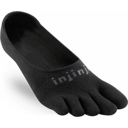 Injinji Sport Lightweight Hidden Coolmax Black