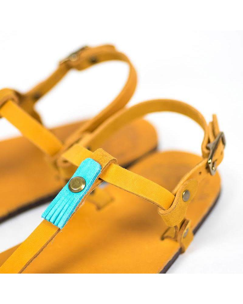 Luna Sandals Brujita Tan