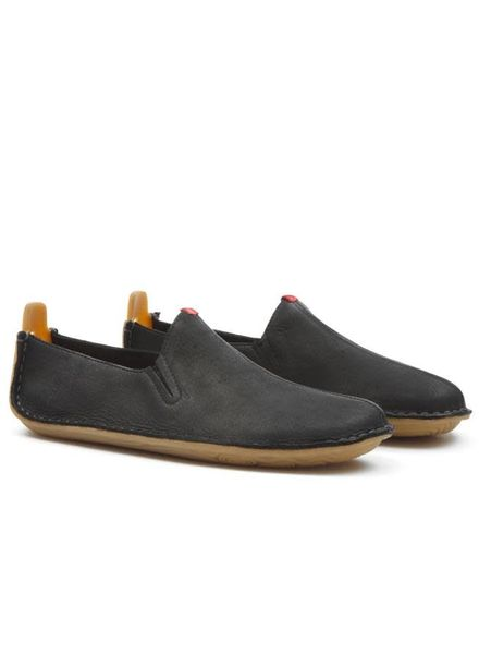 Vivobarefoot Ababa Men Leather Black