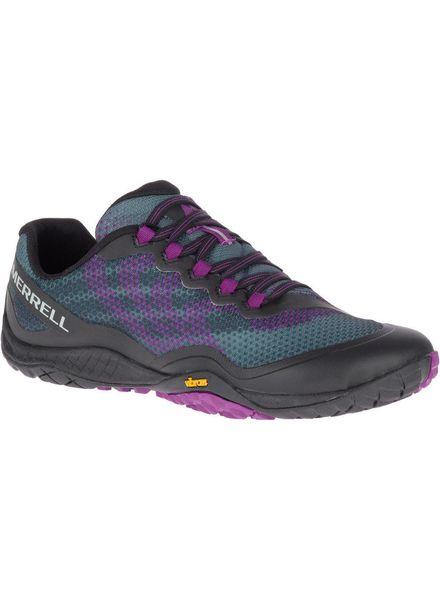 Merrell SALE: Trail Glove 4 Women Shield Black/Purple