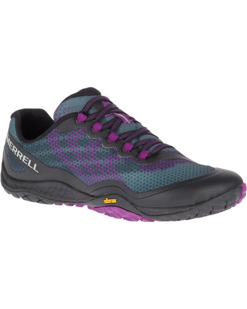 Merrell SALE: Trail Glove 4 Women Shield Black/Purple