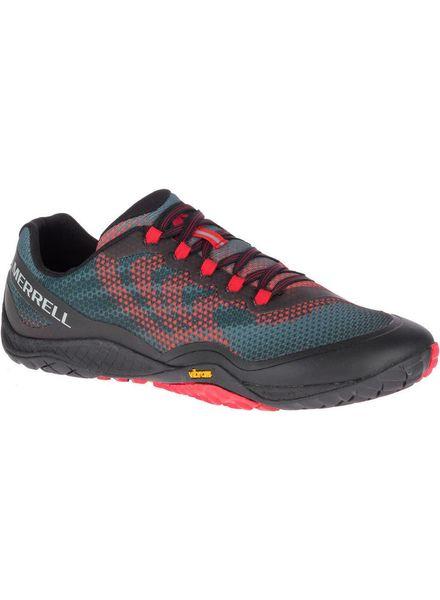 Merrell SALE: Trail Glove 4 M Shield Black/Red