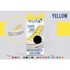 Shoeps Shoeps elastische veters Yellow
