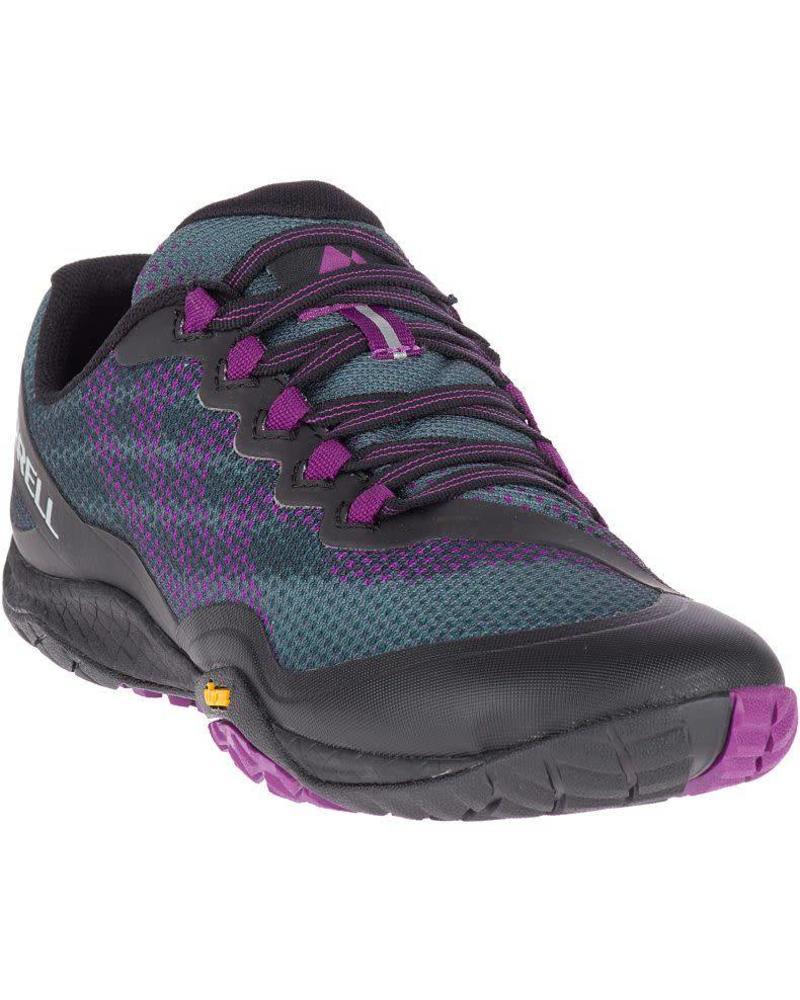 Merrell Trail Glove 4 W Shield Black/Purple