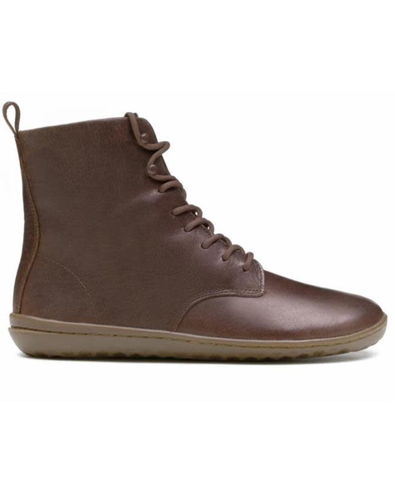 Vivobarefoot Gobi Hi 2.0 Ladies Leather Brown