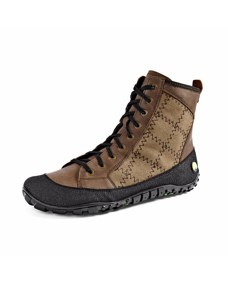 Joe Nimble ridgeToes dames Dark Brown / Mud