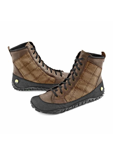 Joe Nimble ridgeToes heren Dark Brown / Mud