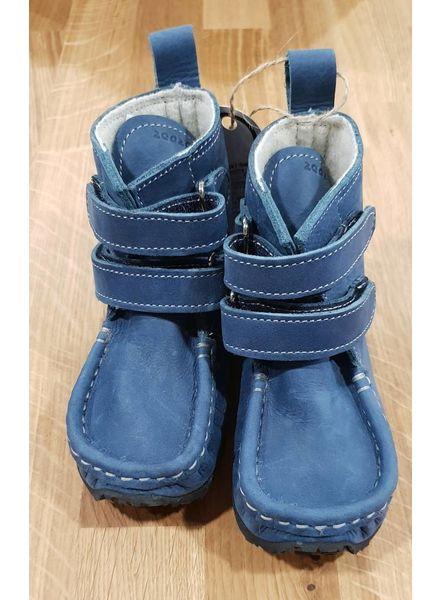 Zeazoo SALE: YETI Blauw met klittenband (zwarte zool)