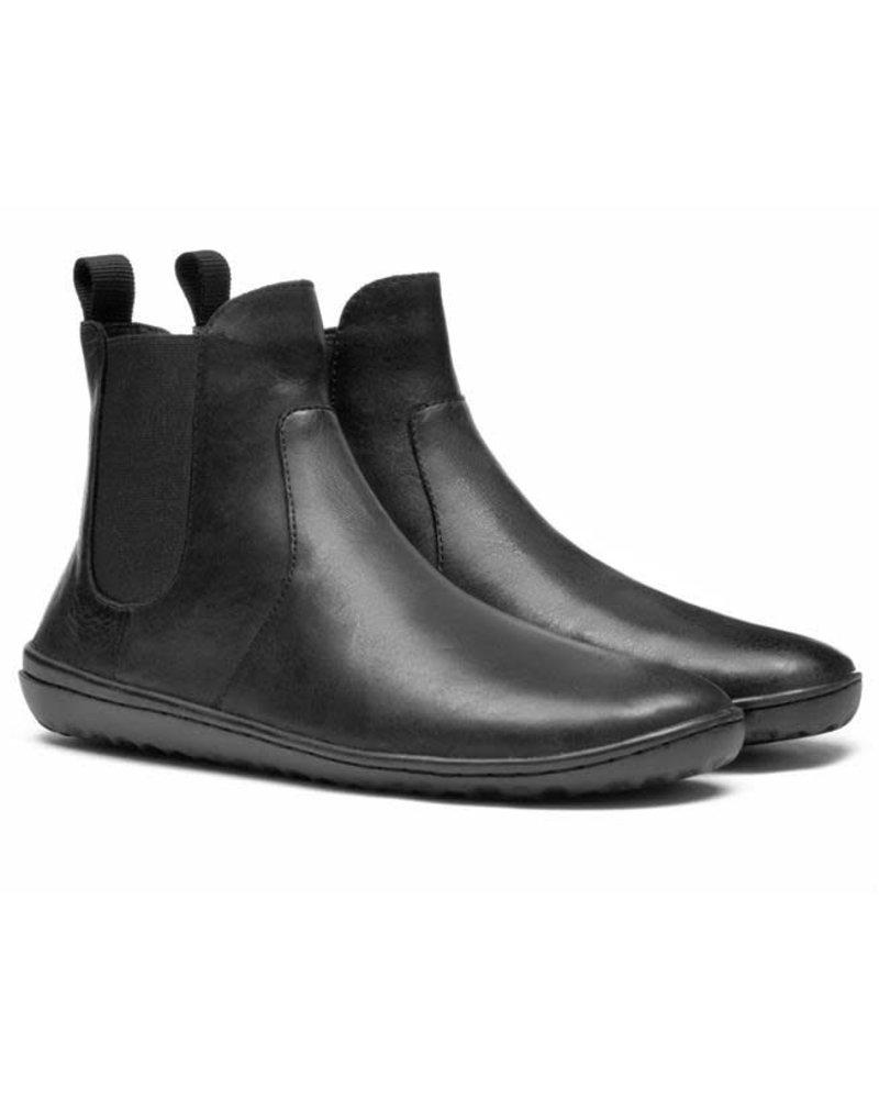 Vivobarefoot Fulham Ladies Leather Black