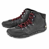 wanderToes Black leather