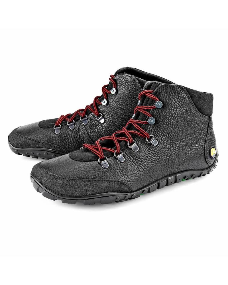 Joe Nimble wanderToes Black leather