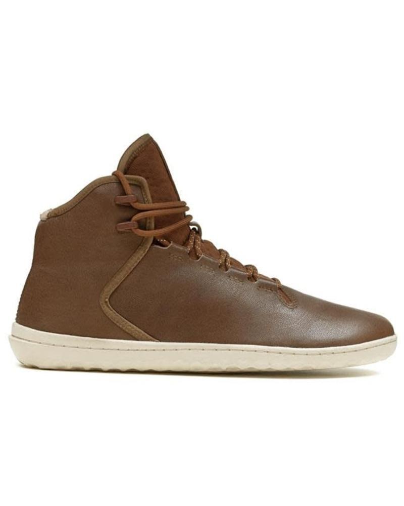 Vivobarefoot Borough Men Leather Brown