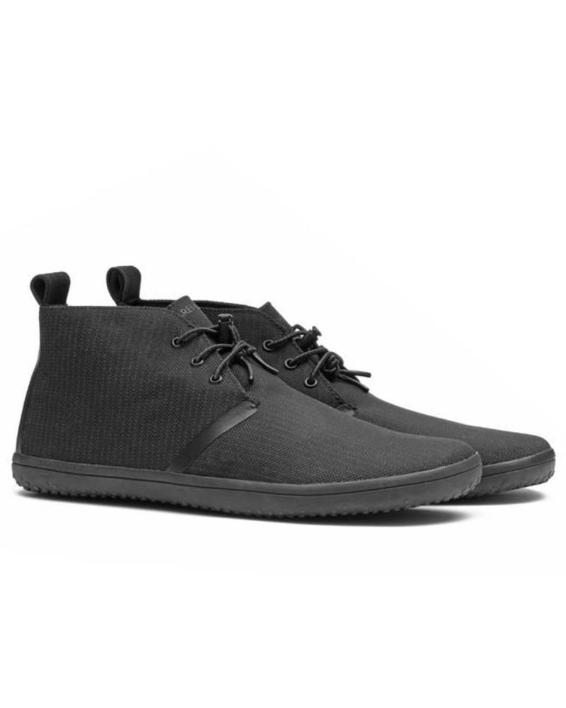 Vivobarefoot Gobi II Ladies Canvas Black