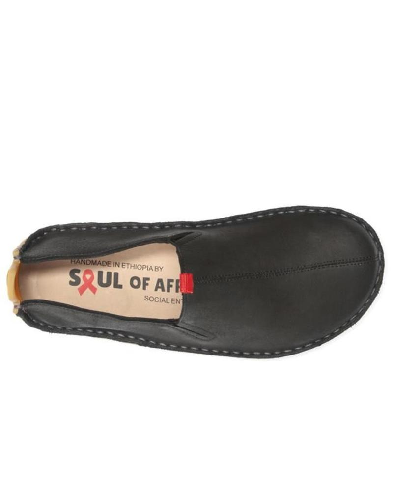 Vivobarefoot Ababa Ladies Leather Black