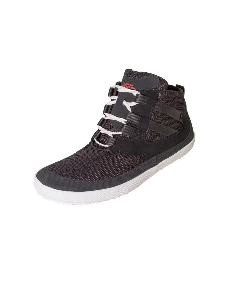 Sole Runner Naiad Black/White Mesh unisex