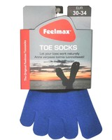 Feelmax Kids Coolmax Blue / Black stripes