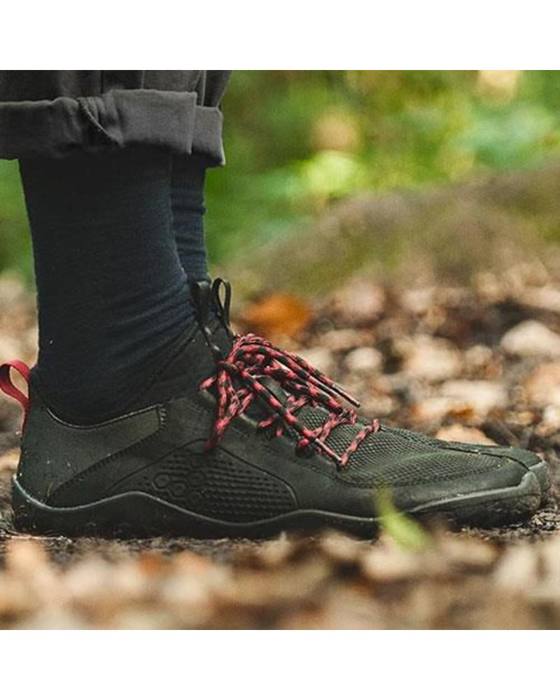 Vivobarefoot Primus Trek Men Leather Black