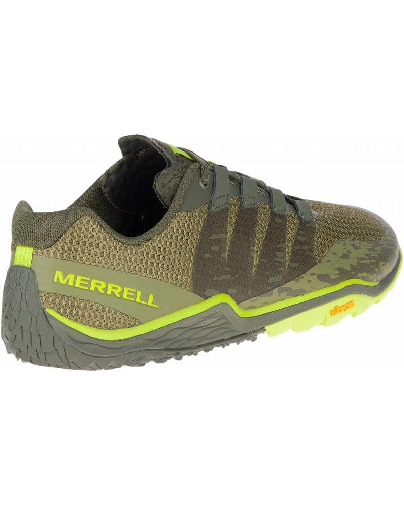 Merrell Trail Glove 5 Men Olive Drab