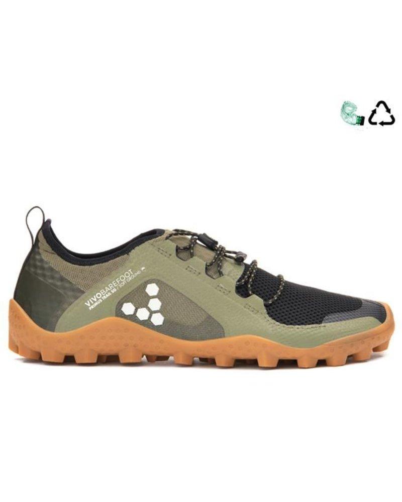 Vivobarefoot Primus Trail SG Men Mesh Olive