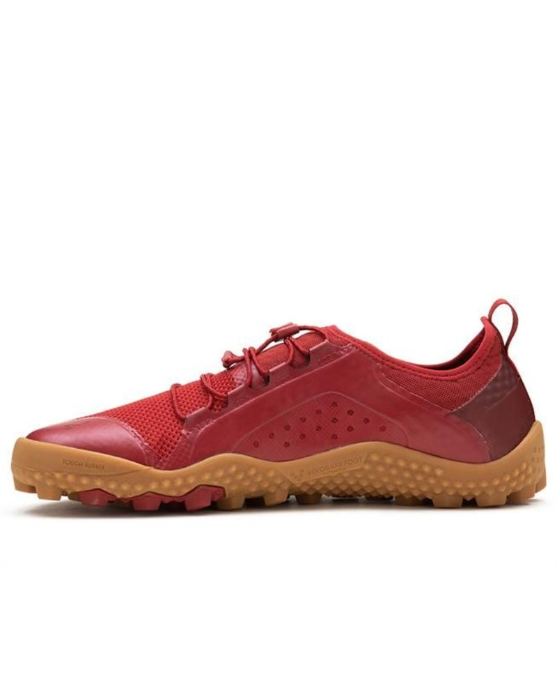Vivobarefoot Primus Trail SG Ladies Mesh Red/Gum