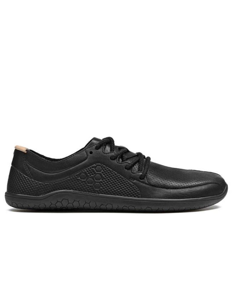 Vivobarefoot Primus Lux Lined Men Leather Black