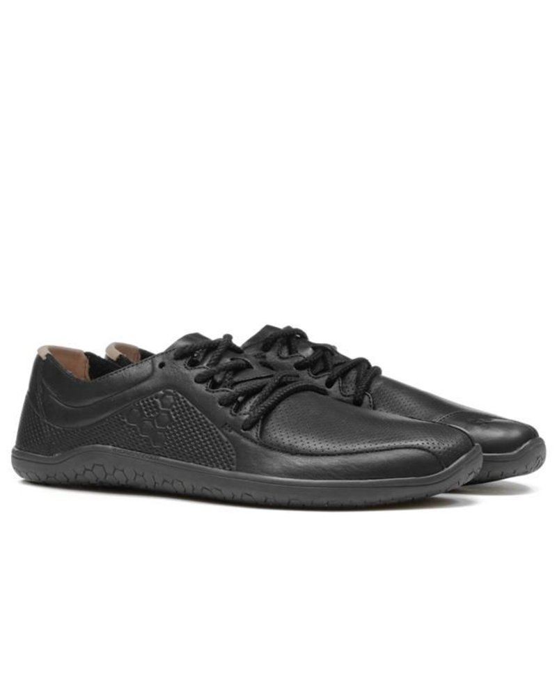 Vivobarefoot Primus Lux Lined Ladies Leather Black