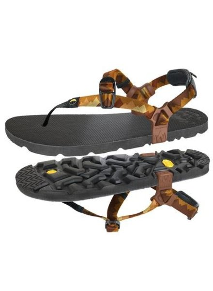Luna Sandals Mono Winged Edition, Desert Canyon