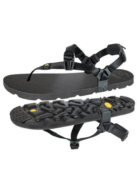 Luna Sandals Mono Winged Edition, Black