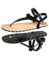 Luna Sandals Origen Flaco, met gesp