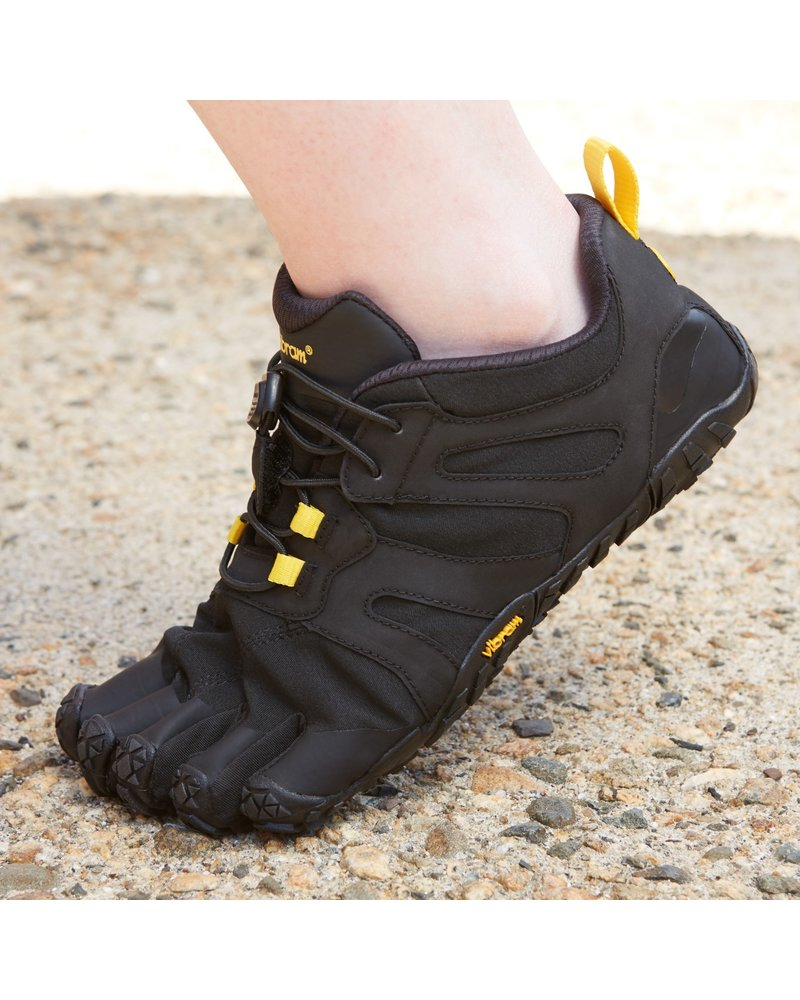 Vibram FiveFingers V-Trail 2.0 Women Black/Yellow