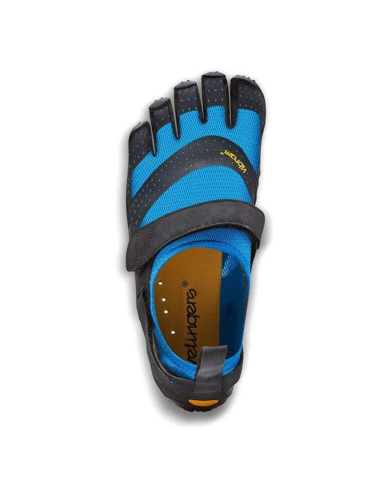 Vibram FiveFingers V-Aqua Women Black / Light Blue