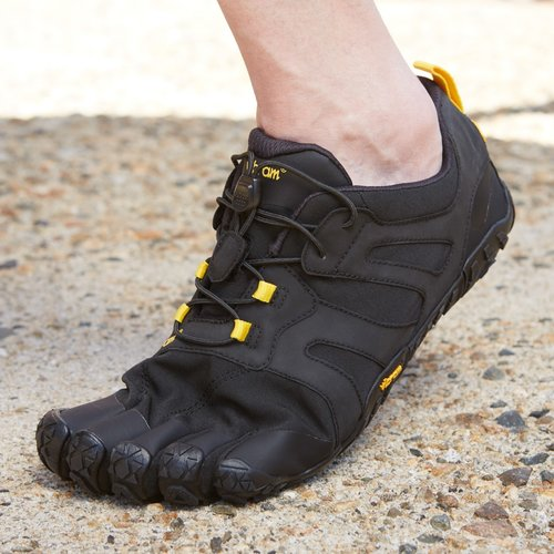Vibram FiveFingers V-Trail 2.0 Men Black/Yellow