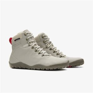 Vivobarefoot Tracker FG Men Leather Cement