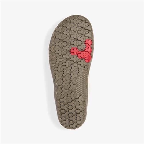 Vivobarefoot Tracker FG Men Leather Cement