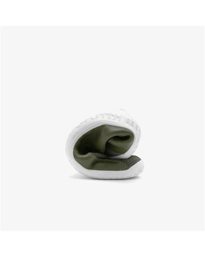 Vivobarefoot Primus Knit Men Leather Olive Green