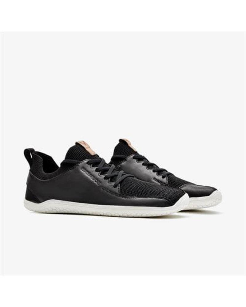 Vivobarefoot Primus Knit Men Leather Black