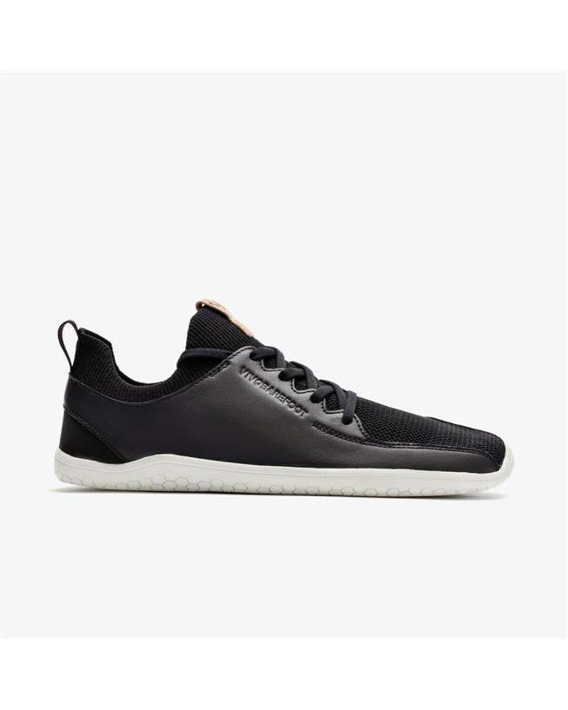Vivobarefoot Primus Knit Ladies Leather Black