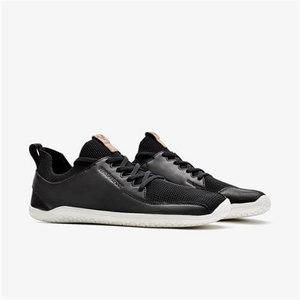 Vivobarefoot Primus Knit Ladies Leather Black (2020 versie)