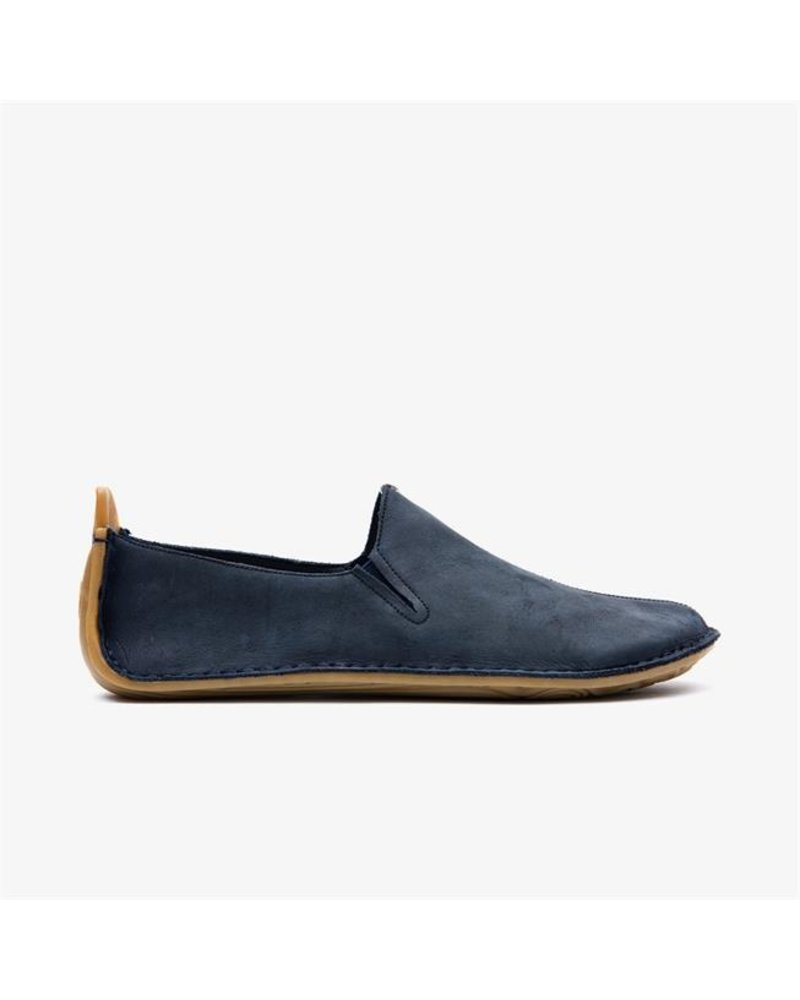 Vivobarefoot Ababa Ladies Leather Navy