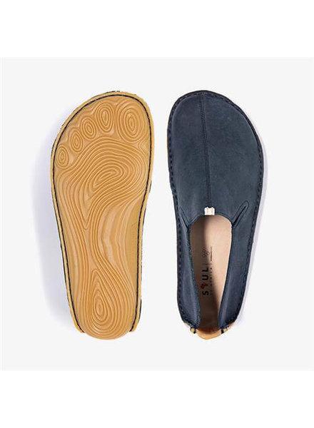 Vivobarefoot Ababa Men Leather Navy