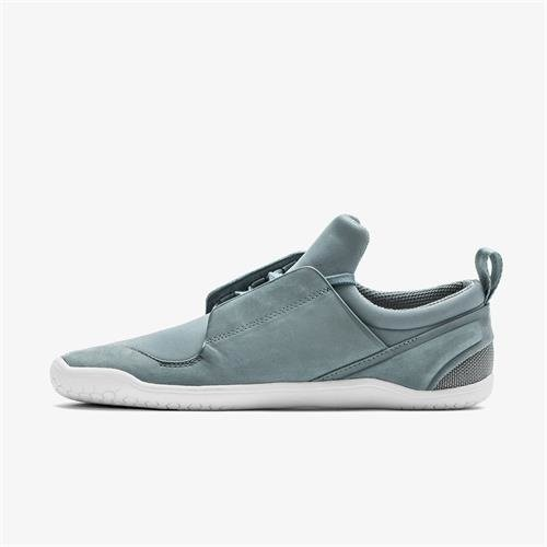 Vivobarefoot Kanna Ghillie Ladies Leather Light Blue