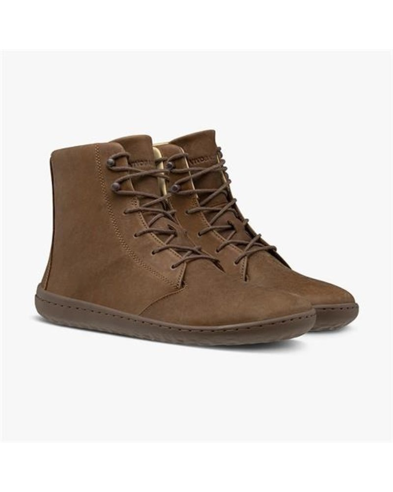 Vivobarefoot Gobi Hi III Ladies Leather Brown